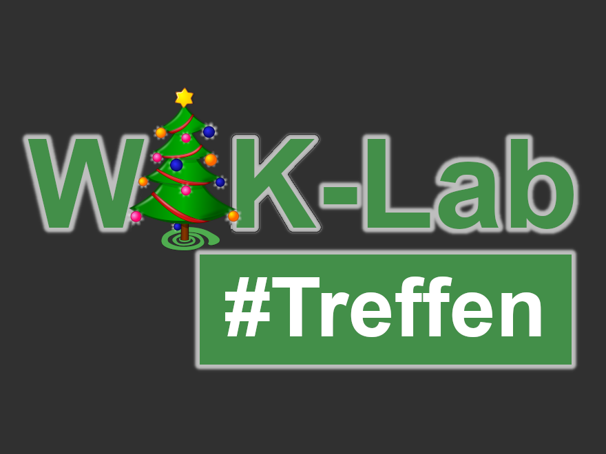WAK-Lab Treffen Artikelbild Weihnachten