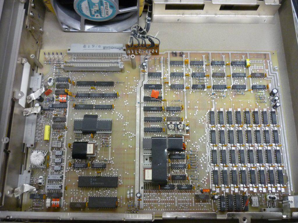 PC1715 Hauptplatine