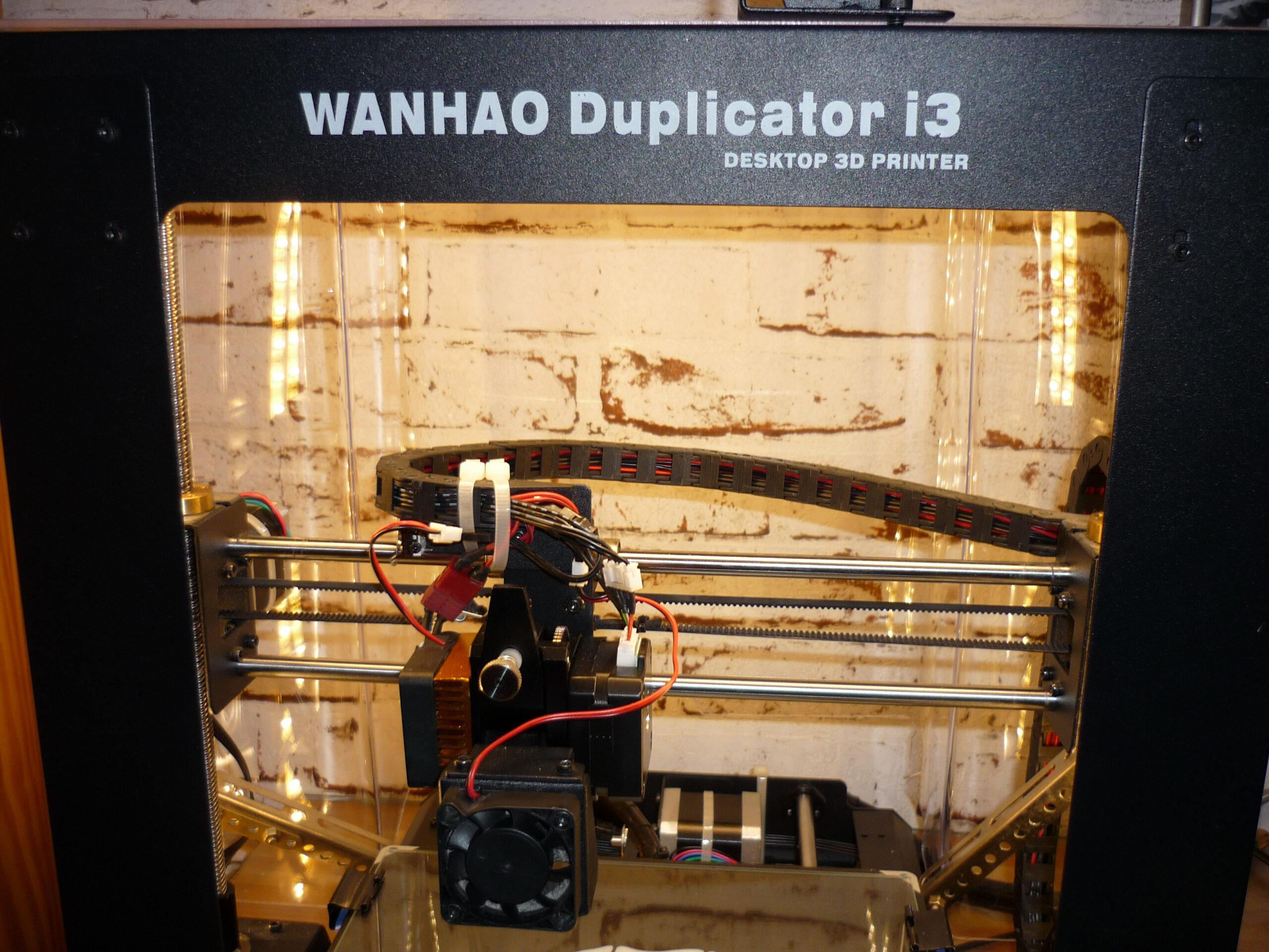 WANHAHO Duplicator i3
